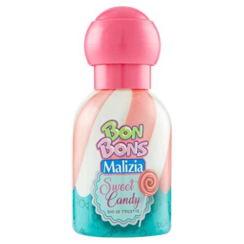 Malizia Bon Bons Oxygen Bubble, eau de toilette spray da donna, 50ml