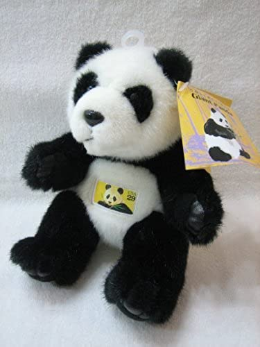 Panda 7 Plush Commemorating the USPS Panda Stamp by United States Postal Service