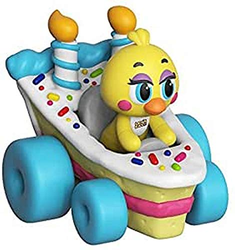 Figura Super Racers Five Nights at FreddyS Chica