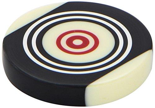 Carrom Art - 1 Palet de Compétition pour Carroms Ball Striker 15 grammes