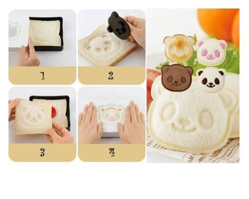 Kit à sandwich Panda