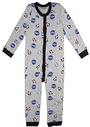 NASA Pijama de manga larga de algodón...