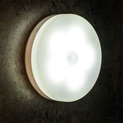 Smart Led Nachtlichtsteuerung Ladelicht Kreative Nachtlicht Automatische Körperlichtsensor Weißes Licht 93 * 23 Mm