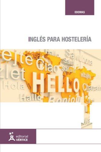 Inglés para Hostelería incluye audio Idiomas