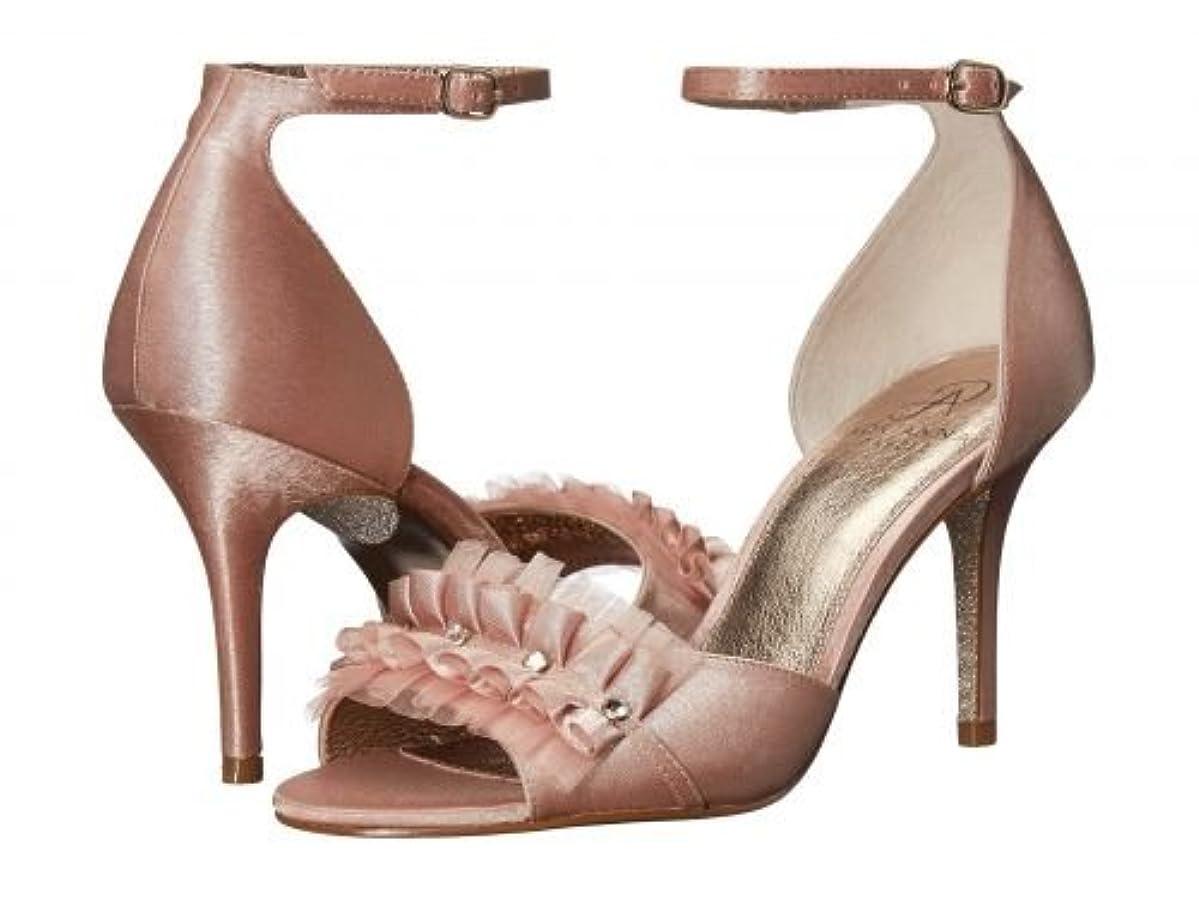 マーガレットミッチェル不機嫌そうな騒ぎAdrianna Papell(アドリアナパペル) レディース 女性用 シューズ 靴 ヒール アンクル Alcott - Blush Satin 8.5 M [並行輸入品]
