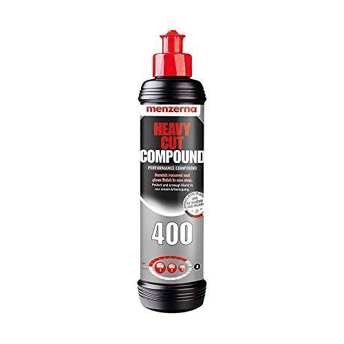 menzerna Compound 400, Polish 2500, Finish 3500 je 250ml