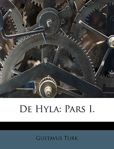 de Hyla: Pars I.