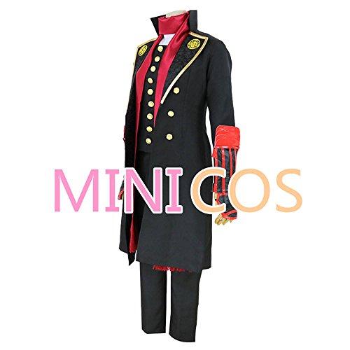 『【女性Lサイズ】コスプレ衣装 刀剣乱舞 加州清光 新バージョン 風 【MINICOS】』の1枚目の画像