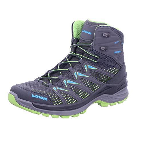 Lowa Innox Pro Gore-TEX Mid Hommes Bottes de randonnée Gris EU 46,5 - UK 11,5