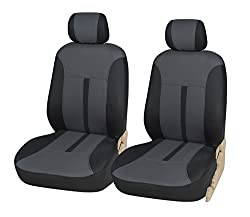 116001 Black-fabric 2 Front Car