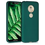 kwmobile TPU Silicone Case Compatible with Motorola Moto G7