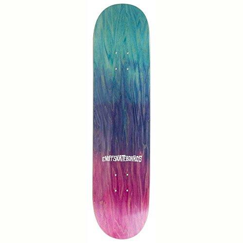 ENUFF Classic Fade Deck Skateboard, Unisex, Erwachsene, Unisex-Erwachsene, ENU002_8.125'', Blau/Rosa, 8.125''