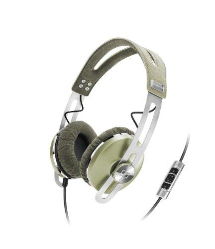 Sennheiser Momentum ON-Ear 505948 Grün Kopfhörer