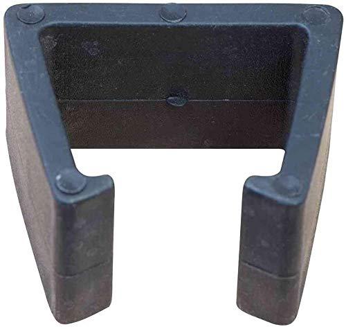 QYC Clips para Muebles JardíN de RatáN Clip, de Sujetadores de Mimbre para Patio al Aire Libre 10 Piezas Sofá de JardíN Clip de Muebles de RatáN Sujetadores, Clips para Conector de Sofá Seccional