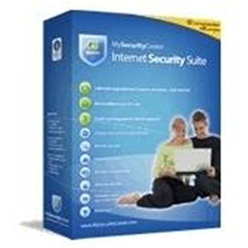 MySecurityCenter Internet Security Suite 2009 - 3 User: Schutz vor allen Internet-Gefahren! Inkl. Jugendschutz!
