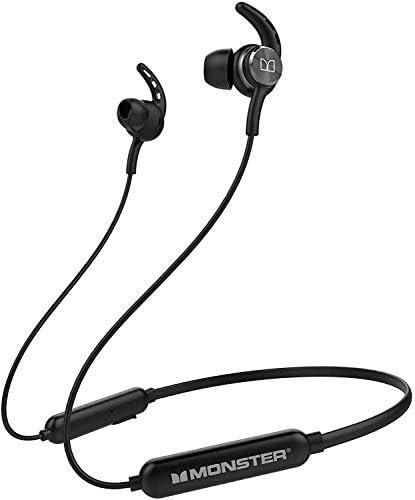 Monster iSport Spirit Wireless Headphones Bluetooth 5 0 Headphone Built in Mic 8 10 Hours Playtime product image
