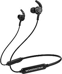 top rated Monster iSport Spirit, wireless headphones, bluetooth 5.0 headphones, built-in microphone, 8-10 hours … 2021