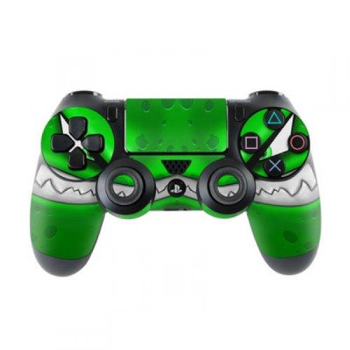 Skins4u Controller Aufkleber Design Schutzfolie Skin kompatibel mit Sony Playstation 4 PS4 Chunky