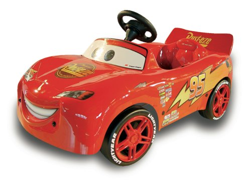 Toys Toys 622454 - Auto a Pedali per Bambini, Disney...