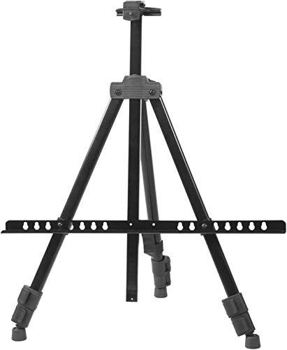 TRIXES Klappbares Stativ für Künstler und Maler mit Teleskopbeinen