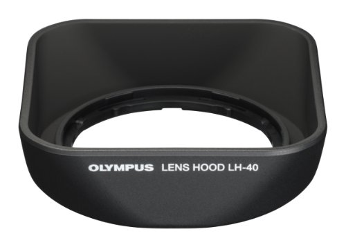 OLYMPUS レンズフード M.ZUIKO DIGITAL 14-42mm F3.5-5.6 II用 LH-40