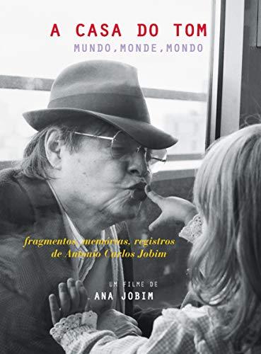 DVD - A casa do Tom - Mundo, Monde, Mondo