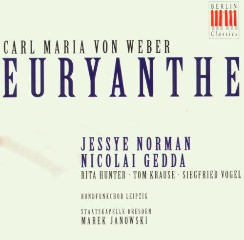 Weber. Euryanthe (Gesamtaufnahme)