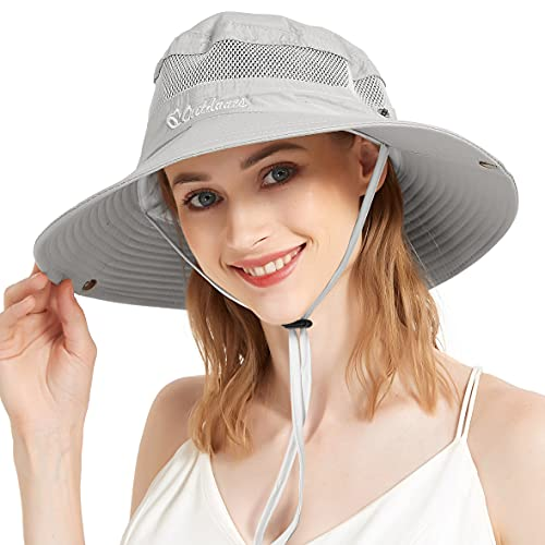 EINSKEY Bucket Hat Herren Damen UPF 50+ UV Schutz Sonnenhut Wanderhut Faltbar Outdoor Sonnenschutz Hut Sommerhut