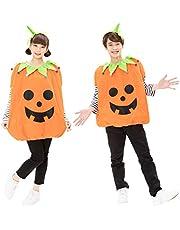Party City コスプレ スマイルパンプキン ユニセックス オレンジ