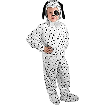 Child s Dalmation Dog Costume  Size  Small 6-8
