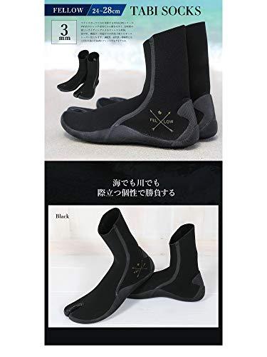 JUNO『FELLOW忍者足袋ソックス』