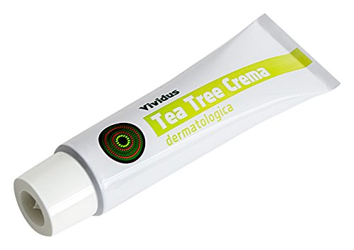 Tea Tree Crema 50Ml Vividus