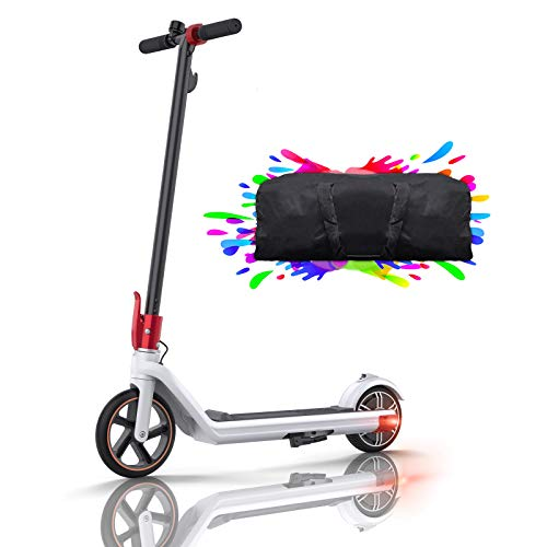 urbetter Patinete electrico Adulto Scooter electrico Plegable Patinetes Electricos, Neumáticos sólidos de...