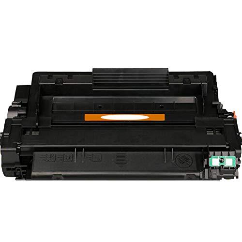 Q7551A - Cartucho de tóner para impresora láser HP LaserJet P3005 P3005n P3005d P3005dn 3005x M3027MFP M3027xMFP M3035MFP M3035xsMFP, color negro 1 paquete fácil de instalar
