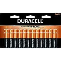 24-Count Duraccell CopperTop AA Alkaline Batteries + 100% Back in Rewards