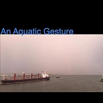An Aquatic Gesture