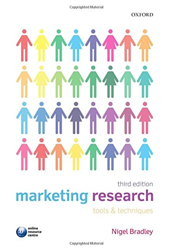 Download Marketing Research: Tools & Techniques 019965509X