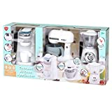 PlayGo Gourmet Kitchen Appliances - White