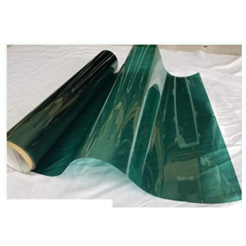 ZXL glasvensterfolie, ontvlambaar, unieke isolatiefolie, ondoorzichtig, voor huishouden, ramen, zonneklep, 152 x 100 cm (grootte: 70 x 100 cm)
