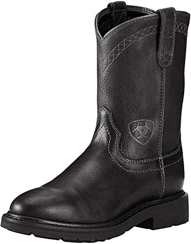 Ariat Sierra Work Boots – Men's Tough Heavy Duty Leather Work Boot