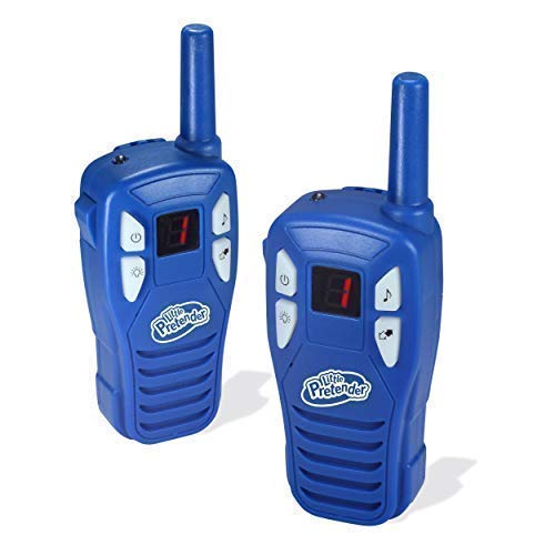 Little Pretender toddler walkie talkie