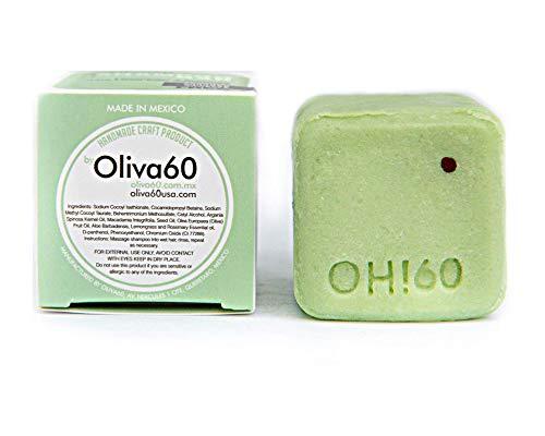 Shampoos Sin Sulfatos Ni Sal marca Oliva60