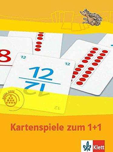 Schweizer Zahlenbuch / Kartenspiele zum Einspluseins