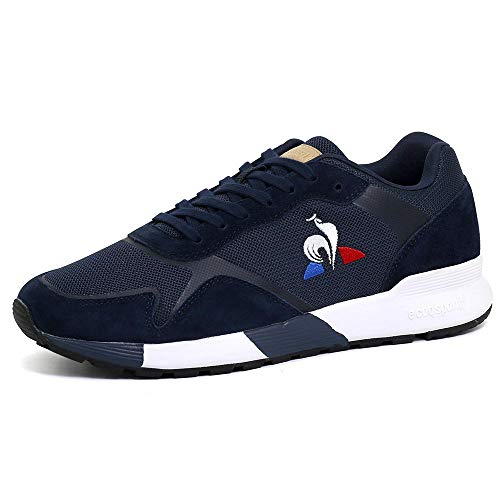 Le Coq Sportif Omega Y, Zapatillas Deportivas Unisex Adulto, Dress Blue, 42 EU