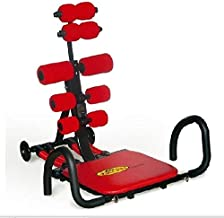 Total core/AB machine fitness/exerciser/trainer/workout GYM equipment/AD rocket