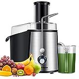 Laptronix Electric Juicer Machine Fruit Vegetable Citrus Juice Extractor 1000W