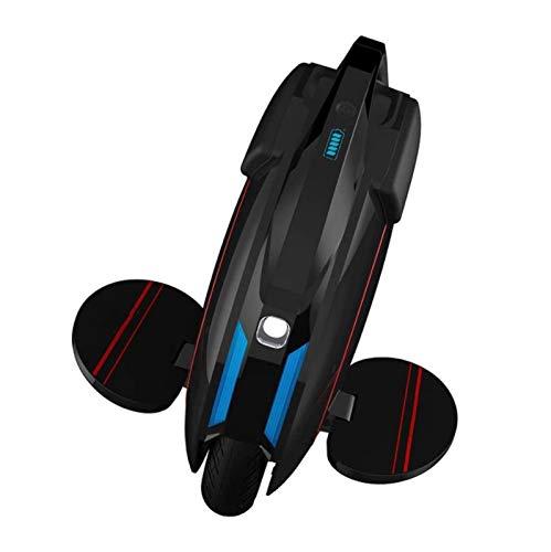 SCYMYBH Auto Equilibrio eléctrico Scooter Unicycle, Monowheel, Máximo de Equilibrio para niños...