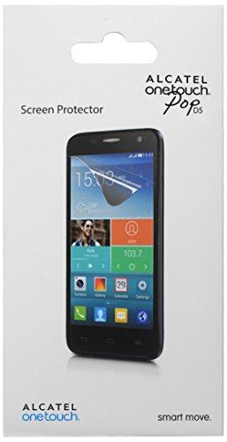 Alcatel gbnh27K0051C7–Bildschirmschutzfolie (Alcatel, Handy/Smartphone, Transparent, Alcatel One Touch Pop D5)