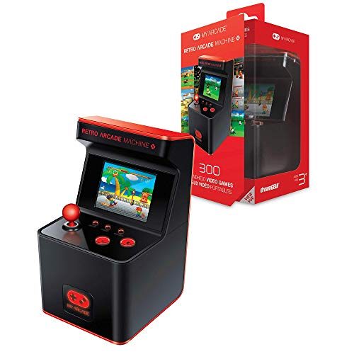 My Arcade DGUN-2593 Retro Arcade Machine with 300 Games - Standard Edition