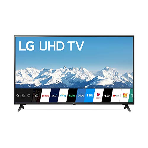 TV LG 55' Class 4K UHD 2160P Smart 55UN6950ZUA 2020 Model | Filmmaker Mode | HDR10 y HLG | Alerta Deportiva | Ultra Surround |(Renewed)
